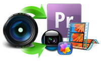 Convert AVCHD/MTS/M2TS to Windows editing software, such as Premiere Pro, Movie Maker